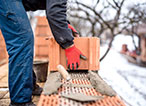 Fight the freeze – How to keep warm on site this winter