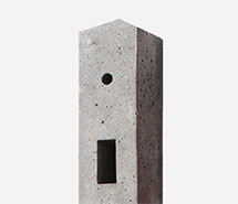 Concrete Mortice Posts