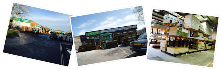Crawley Builders Merchants Sussex Lawsons