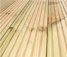 Timber Decking Boards