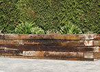 Ideas for Using Railway Sleepers in Your Garden