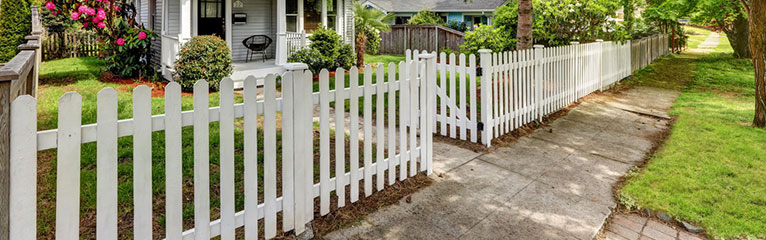 Why should I choose picket fencing for my front garden?