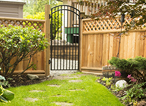 Garden Fence and Gate Ideas