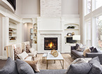 how to revamp a fireplace