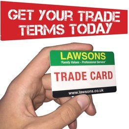 Lawsons Trade Card