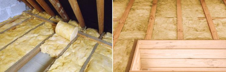 Fibreglass Vs Mineral Wool Insulation Home Improvement