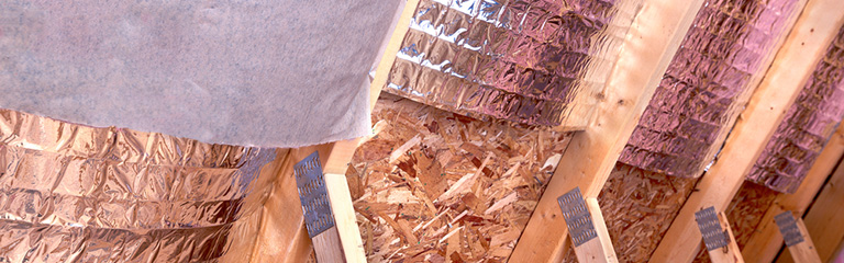 Benefits of Foil Insulation
