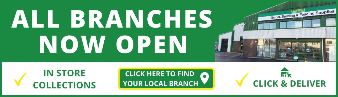 All Branches now open