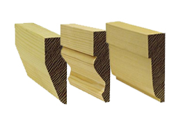 Softwood Architrave