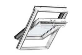 Centre Pivot Safety Glass