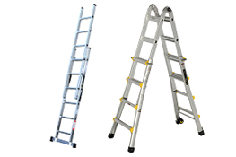 Combination & Extension Ladders