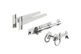 Hinges & Latches