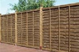 Garden Treated Fence Panels | Fencing Supplies | Lawsons