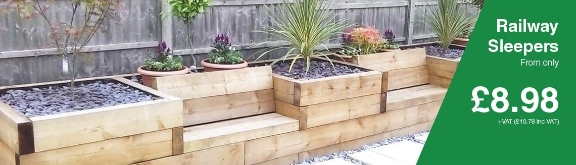 Timber Fencing Builders Merchants Lawsons