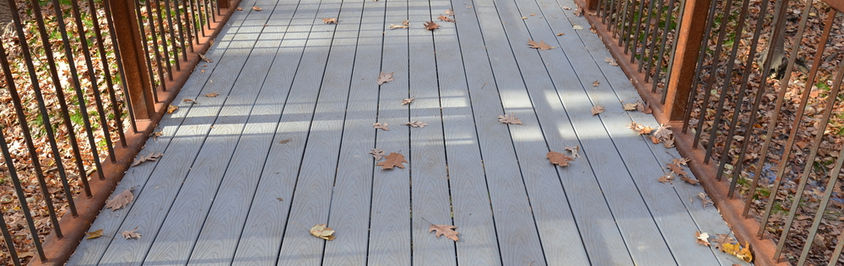 Care and Cleaning for your Decking