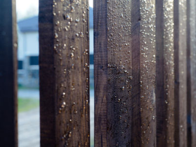 How Does Rain Affect Your Fencing and Preventing Damage