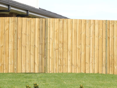 Key Benefits Pressure Treated Fencing