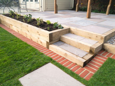 Everything you need to know about Softwood Garden Sleepers