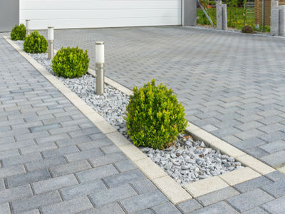 What to consider when planning a driveway
