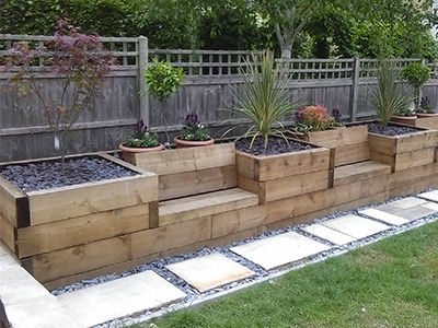 What types of Railway Sleepers are there?
