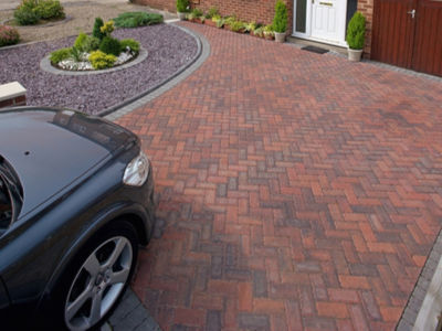 Why choose Permeable Block Paving