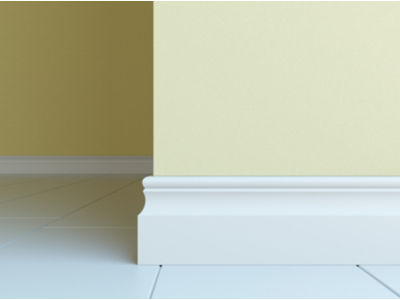 Wood or MDF Skirting Boards?
