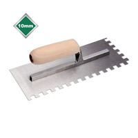 10mm Professional Notched Trowel