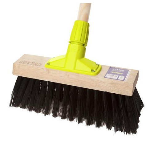 "12"" Synthetic Broom"