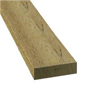 Lawsons 12 x 50mm Meranti Hardwood Lipping is available in 2.44m lengths so is ideal for use with both sizes of our door blanks. It makes an attractive decorative, but also functional, trim around the perimeter of the door as it comes in a planed all round (PAR) finish and is easily cut to length.
