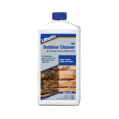 1ltr Lithofin MN Outdoor Cleaner