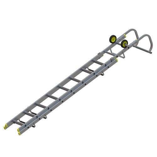 2 Section Roof Ladder