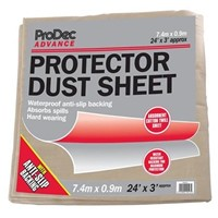 24ftx3ft Protector Dust Sheet