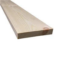 Lawsons 25 x 125mm Softwood PAR timber is of top-quality and ideal for a varnished, painted or stained finish. Being a constant size makes it ideal for joinery projects where a perfect finish is required and because it has been slow grown it is less likely to twist or distort.