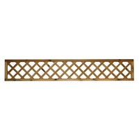 1828x305mm Diamond Lattice Trellis