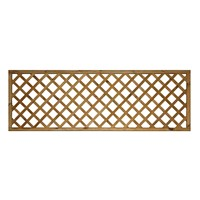 1828x610mm Diamond Lattice Trellis
