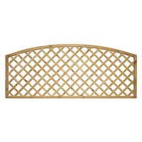 1828x620mm Convex Diamond Lattice Trellis