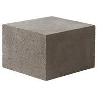 Celcon Standard 3.6N Foundation Blocks can be used to support 3 storey constructions.  They are suitable for the support of solid or cavity walls, framed construction or suspended floors, including beam and block.