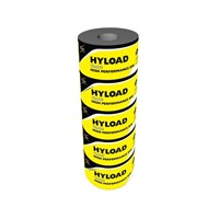 Trusted for over 40 years, Hyload Original is the UK's leading High Performance DPC. Suitable for damp proofing and cavity trays in all solid/cavity wall applications (brick, block, stonework and concrete), it is resistant to compression even under the heaviest of wall loading and won't extrude under load.