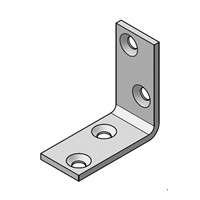 30x30x15 Light Duty Angle Bracket