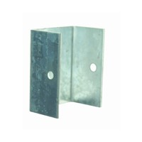38mm Galvanised Trellis Clip