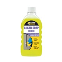 500ml Liquid Sugar Soap Everbuild