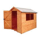 2.4x1.8M Norfolk Apex Shed 806