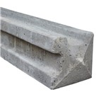 2745mm (9ft) Concrete Slotted Corner Fence Post