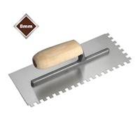 8mm Professional Notched Trowel