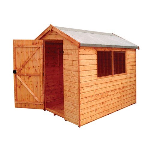 1 8 X 1 2m Albany Norfolk Apex Shed 604 Lawsons