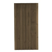 Babington Brown FLB Pedestrian Gate Front