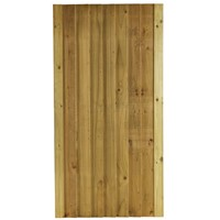 Babington 1760x900mm Green FLB Pedestrian Gate