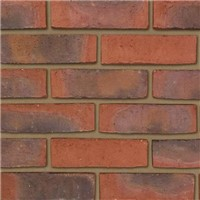 Pack of 328 Ibstock Birtley Olde Engish 73mm waterstruck bricks.