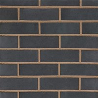 Blue Perforated Engineering Brick