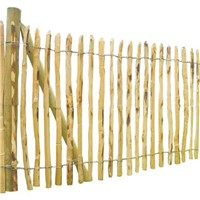 "Chestnut Fence 2 Wire 900mm (3'0"") High x 9.2m (30') Long"